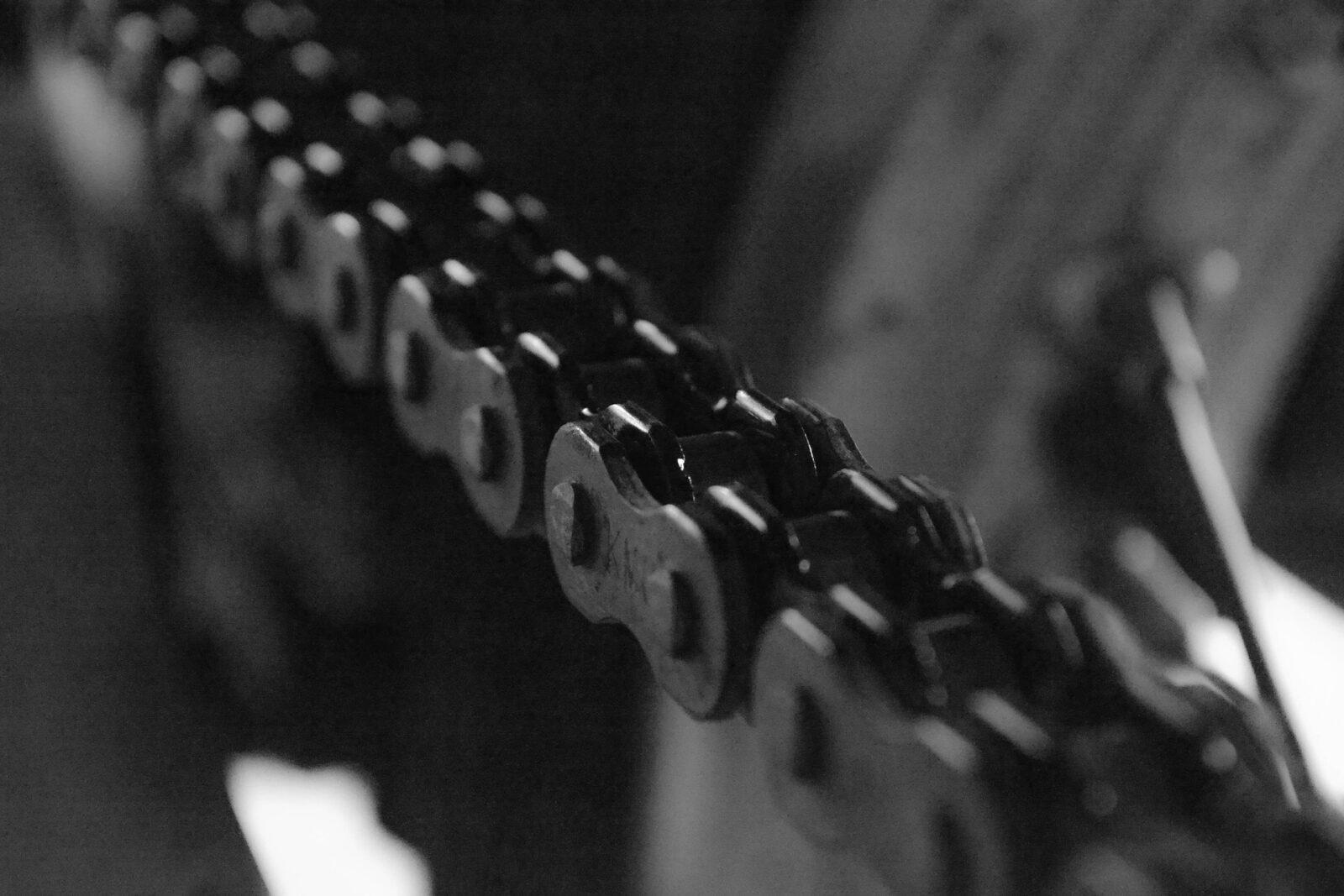 Motorcross chain
